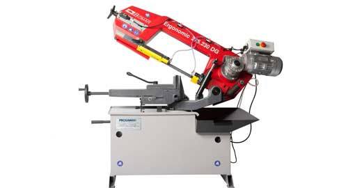 Bandsaw Machines for cutting metal